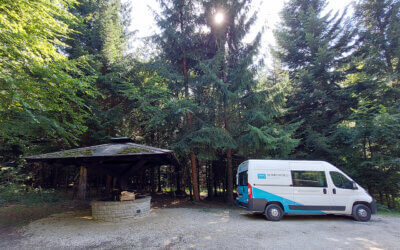 Grillabend beim Forsthaus Hettiswil